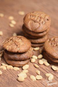 Erdnuss-Dattel-Kekse