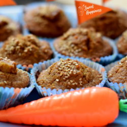 Karotte-Banane-Muffins. (3)