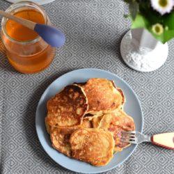 Quark-Pfannkuchen