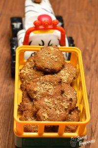 Süßkartoffel-Kekse