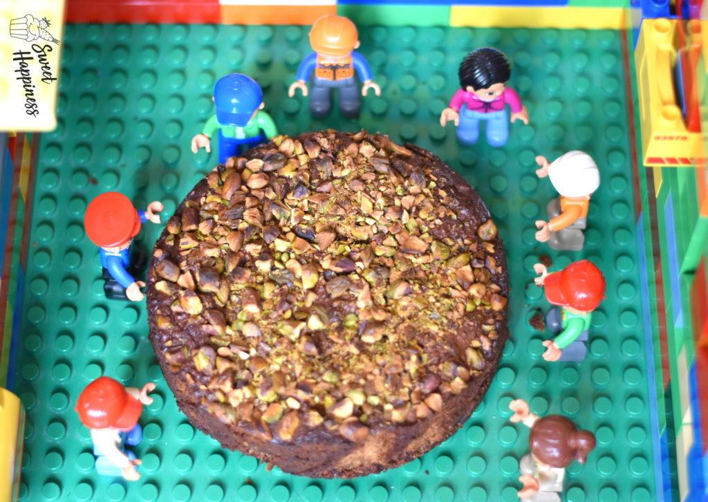 Pistazien Kuchen