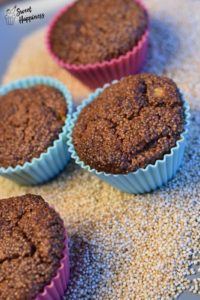 Amaranth-Muffins
