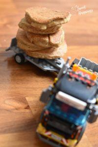 Kichererbsen Pfannkuchen