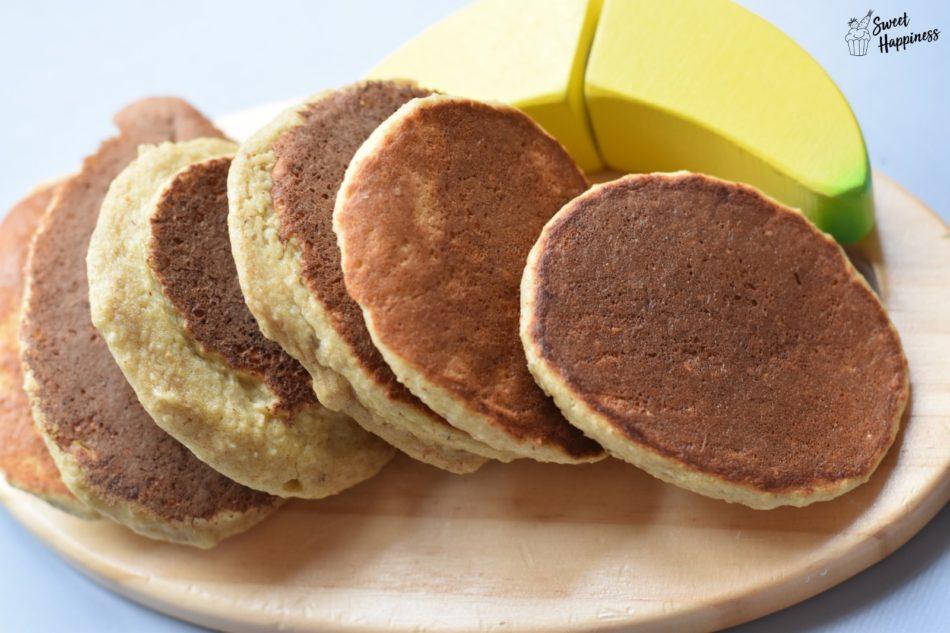 Kichererbsen-Pfannkuchen